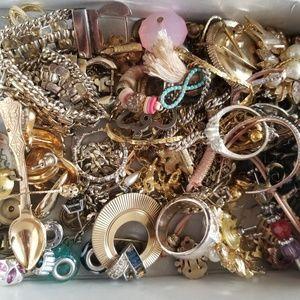 Scrap and good jewelry